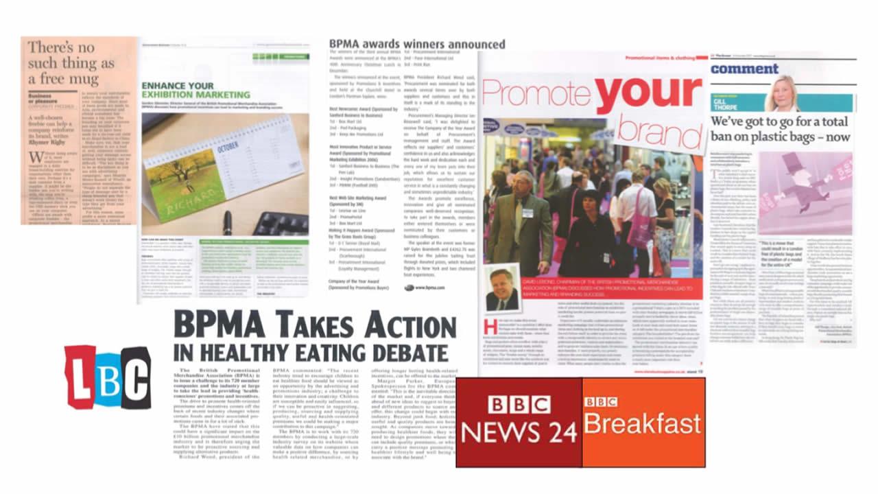 PR Case studies - BPMA