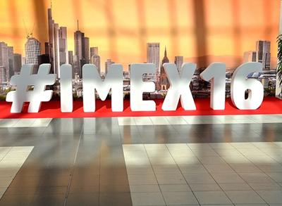 Exhibition PR Imex 2016 Frankfurt